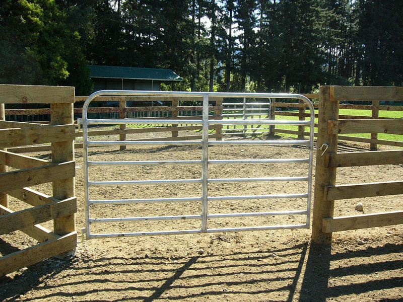 Cattle Yard Gates