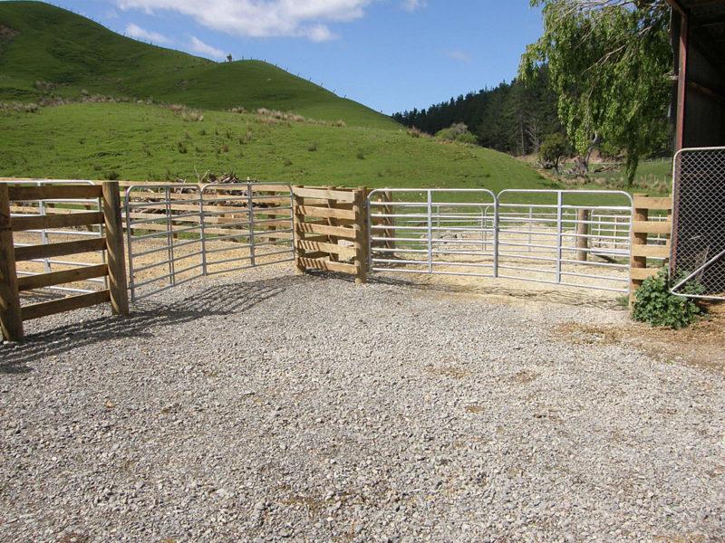 Cattle Yard Gates