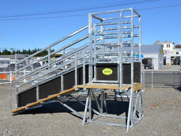 Cattle and Sheep Load Ramps