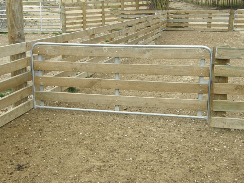 Sheep Yard Frame